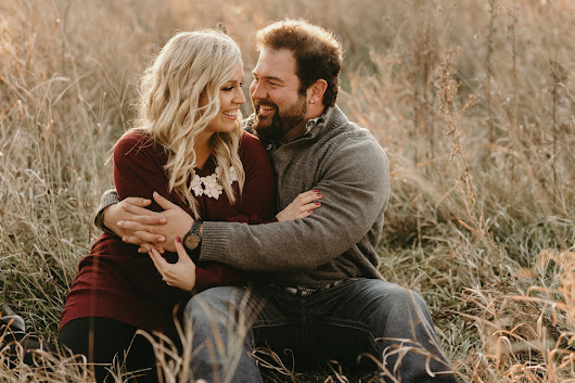 Heather + Skyler: Des Moines Engagement