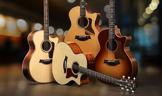 More V-Class Guitars in Stores Now | Taylor Guitars