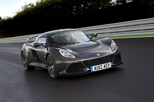 Lotus - Exige III S Coupe - Sport 410 3.5 V6 (416 Hp) - Technical specifications, Fuel economy (consumption)