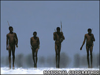 Hombres cazadores (National Geographic)