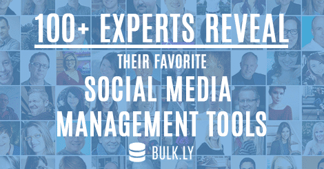 Social Media Management Tools | Bulkly