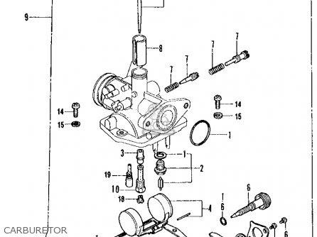 Autosportswiring: Honda Trail 70 Wiring Diagram