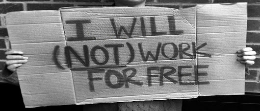 I'm Not A Charity, I Do Not Work For Free! | myBLOG-Online