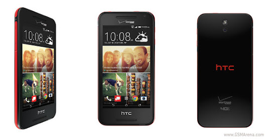 HTC Desire 612 outed by Verizon, available on October 9 ~ Full And Final Solution