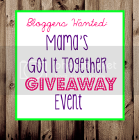 Mama's Got It Together Giveaway Event