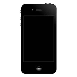 evolution  iphones front  side vector
