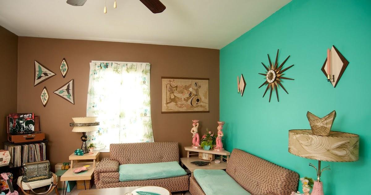 Ide Desain Rumah Minimalis Warna Hijau Tosca
