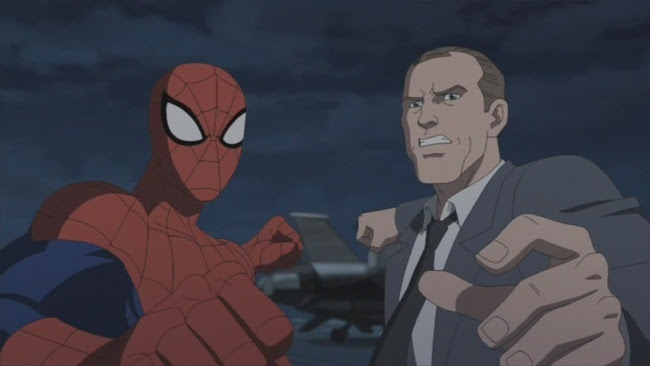 http://images6.fanpop.com/image/photos/37300000/Coulson-in-Ultimate-Spiderman-agent-phil-coulson-37301425-650-366.jpg