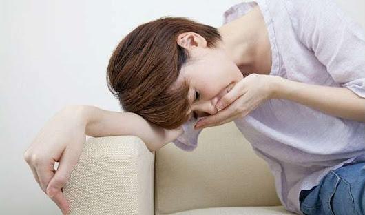 Что делать при сильных мигренях и рвоте