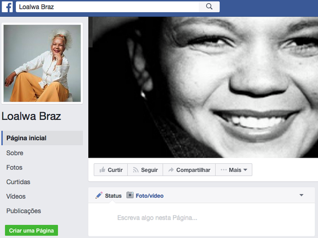 Artista ficou conhecida pelo hit Chorando se foi (Foto: Divulgação/Facebook)