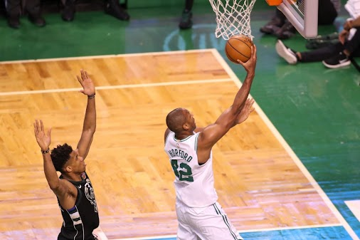 Boston Celtics: Al Horford Continues to Silence His Critics #Celtics #Horford #Silence #NBA @Celtics...