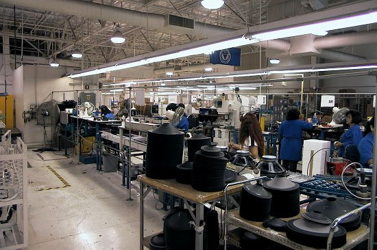 JBL facility in Northridge