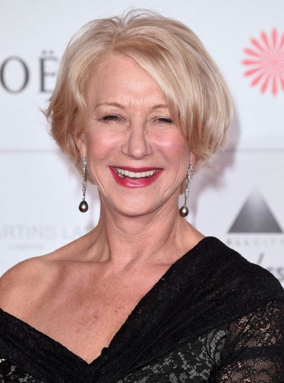 15 Best Short Haircuts for Women over 60 | On Haircuts