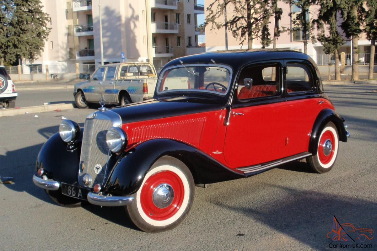 1948 MERCEDES DAIMLER BENZ 170V