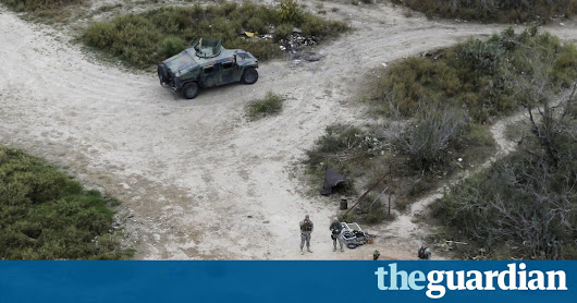 Donald Trump considers using national guard to round up immigrants, memo suggests | US news | The Guardian