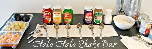 Halo Halo Shake