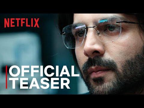 Dhamaka | Official Teaser | Kartik Aaryan | Ram Madhvani | Netflix India