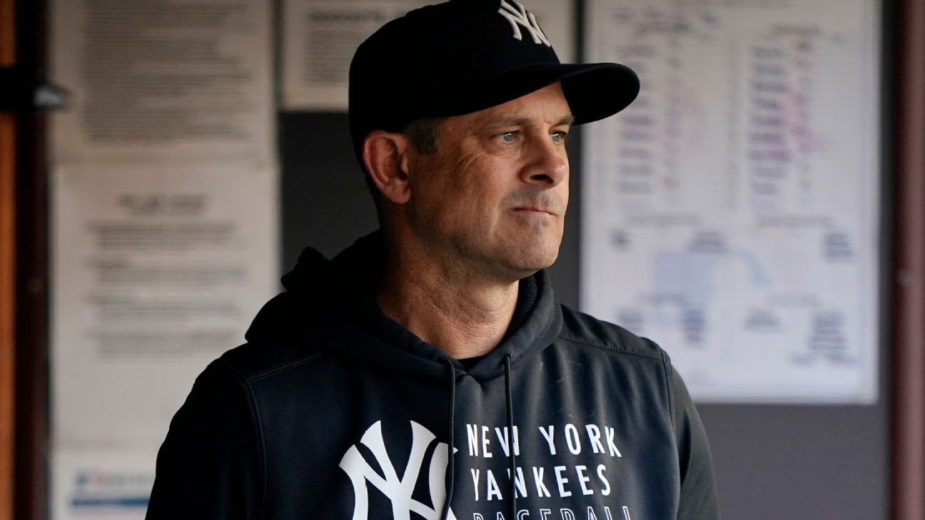 Sources -- New York Yankees shake up staff under Aaron Boone, won't renew contracts of hitting coach Marcus Thames, 3B coach Phil Nevin