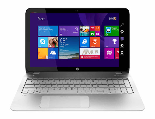 3 Reasons to Love the HP Envy Touchsmart Laptop