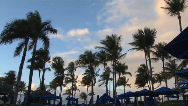 Puerto Rico's tourism industry begins coronavirus rebound