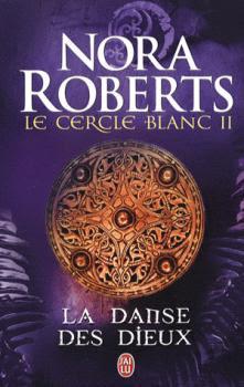 Couverture Le cercle blanc, tome 2 : La danse des dieux