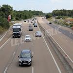 Côte d'Or   Chassé-croisé : des aires fréquentées et un trafic dense mais fluide sur l'A31 et l'A6