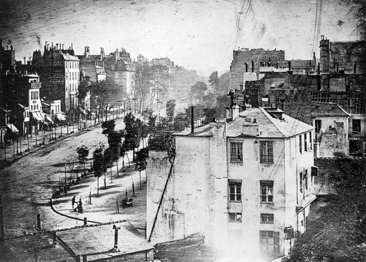 Foto Louis Daguerre