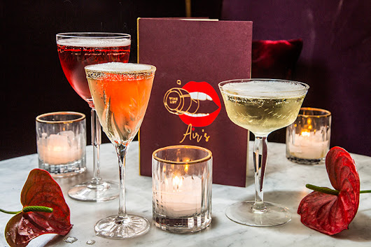 Air's Champagne Parlor is All About the Bubbly