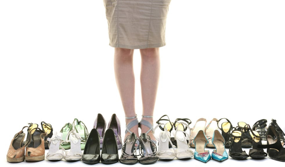 Girls, are you a shoe addict? - The Washington Post