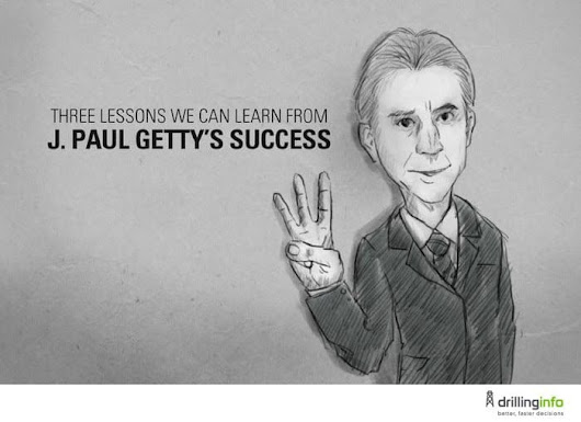 Three Lessons We Can Learn from J. Paul Getty's Success