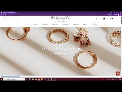 Code-st E-Ticaret Sitesi