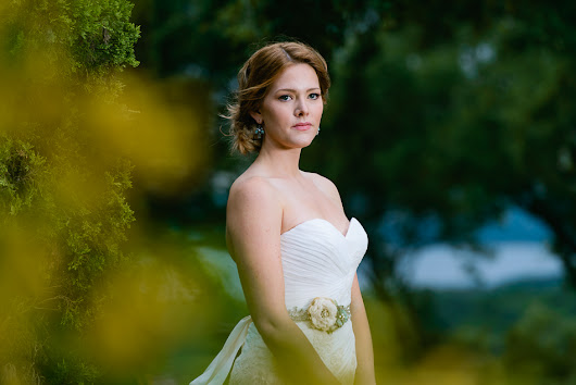 Bridal Session: Mary Kate at Hacienda del Lago in Austin, Texas