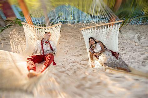 Reina   Shan   Destination Indian Wedding Video in Playa