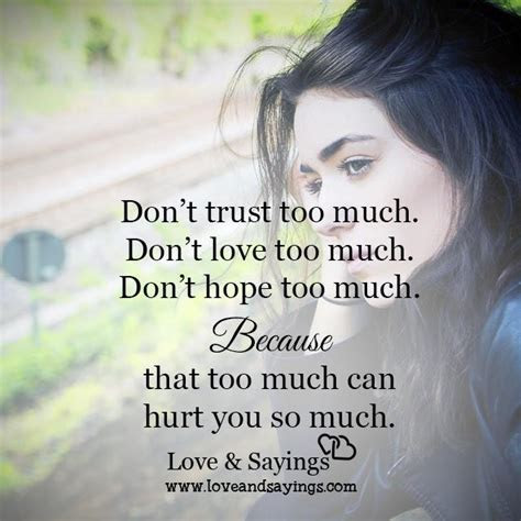 Dont Smile Too Much Quotes