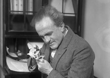 <p>El biólogo austriaco Paul Kammerer fue un apasionado de la zoología.</p>