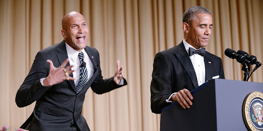 Obama Brings Out Luther, His Anger Translator, During White House Correspondents' Dinner Speech