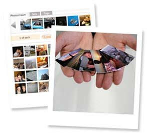 Mini Business Cards with Moo