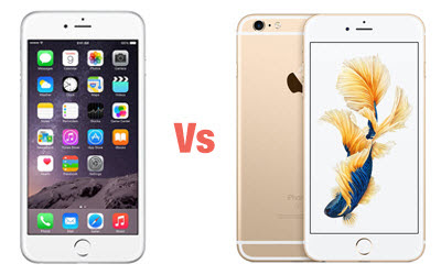 iPhone 6s Plus vs iPhone 6 Plus | درويد نيوز