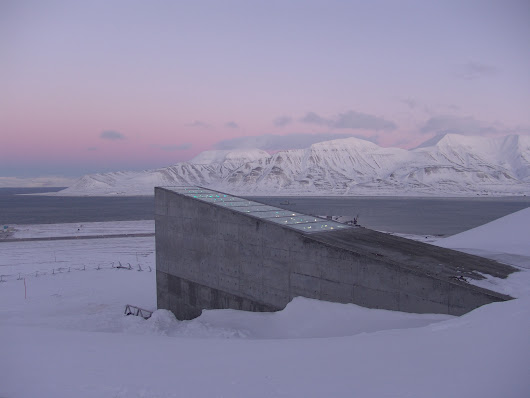 "Svalbard ""Doomsday"" Seed Vault to Receive Multi-Million Dollar Upgrade After Flooding"