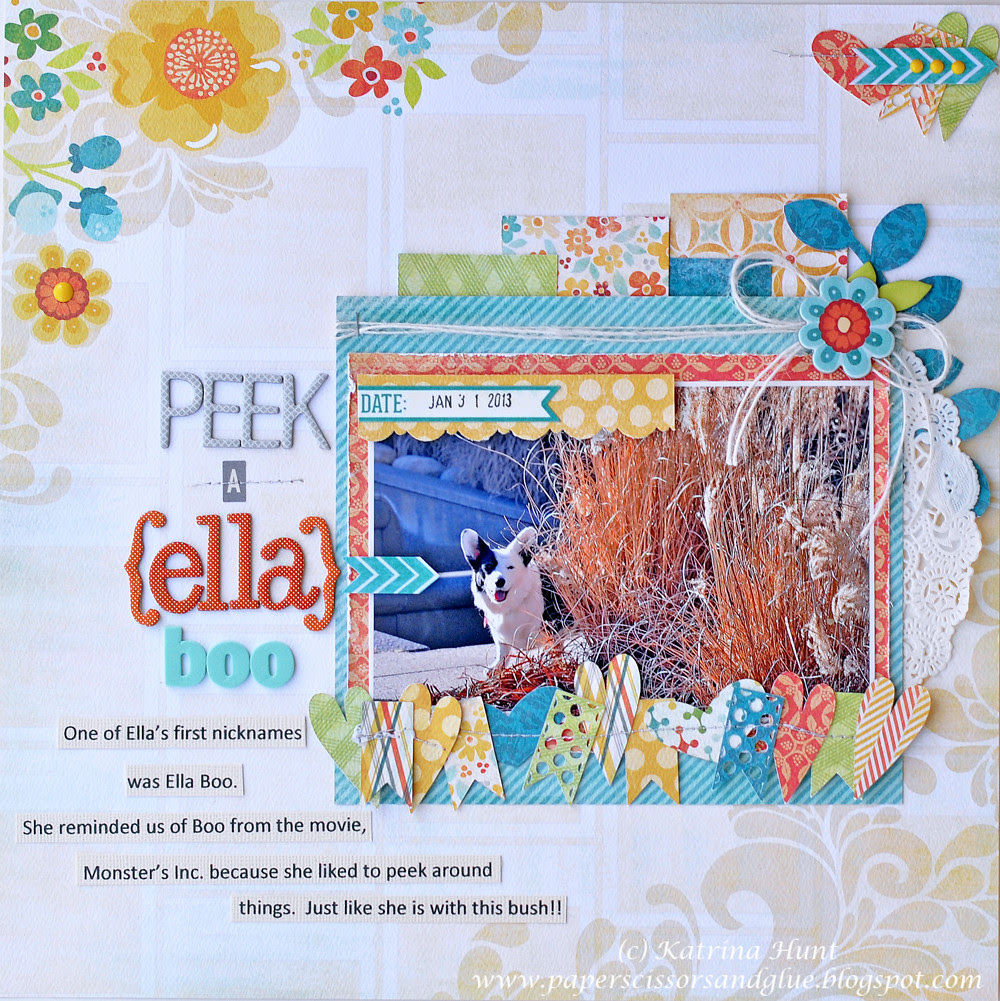 Peek A Ella Boo-MME and Gossamer Blue Guest Design Entry