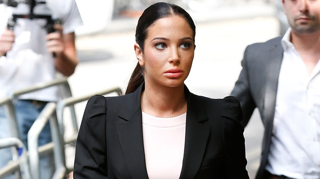 Tulisa's drug trial has collapsed after witness is suspected of lying