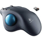 Logitech Wireless Trackball M570 - Wireless Mouse
