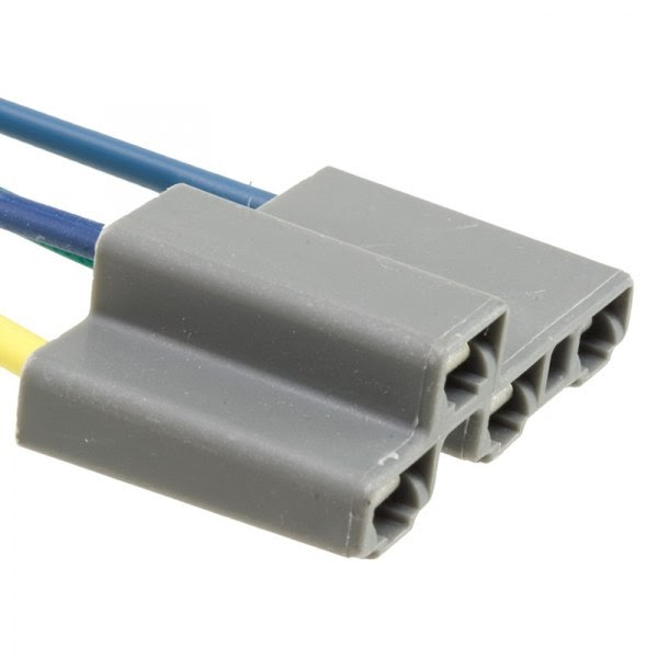 Heater Resistor Wiring Loom Connector