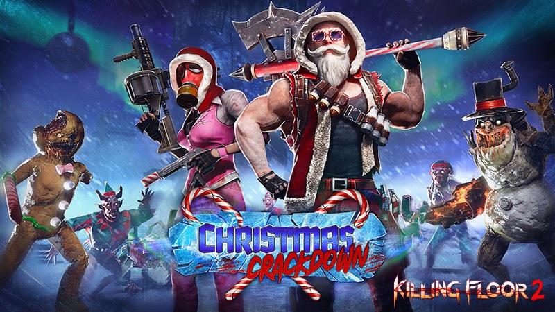 Floor 2 Twisted Christmas 2021 Release Date Killing Floor 2 Stuck On Splash Screen Nandacheetah