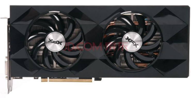 XFX Radeon R9 390 4GB Double Dissipation