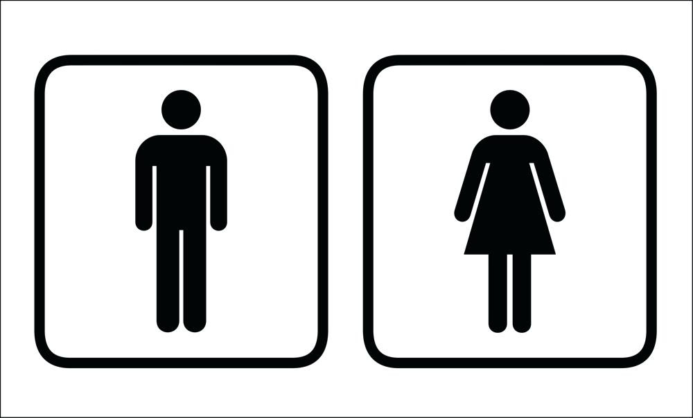 1000x604 Mens Bathroom Sample Of Square Restroom Sign Mens Bathroom Items