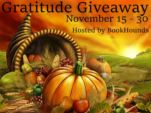 #Giveaway ~ Join the Gratitude Giveaway Hop... #books #Christmas #romance