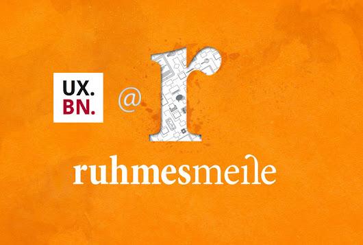 UXBN - User Experience Bonn Meetup