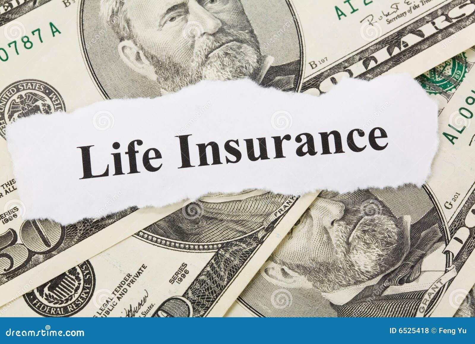 Life Insurance Royalty Free Stock Photos - Image: 6525418