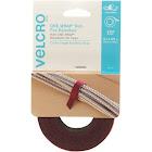 "Velcro Brand ONE-WRAP Fire Retardant Roll .75""X12' Cranberry"